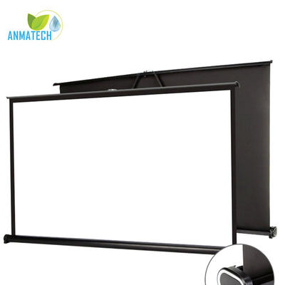 Desktop Screen With 17-70 Inch,Simple Table Screen For Portable Led Projector Video Entertainment