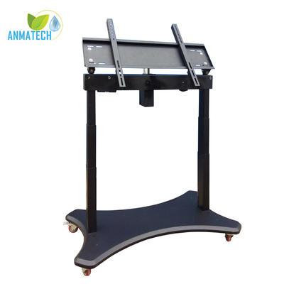Electric Lift + Flip LCD Cart (Double Column) DT-K