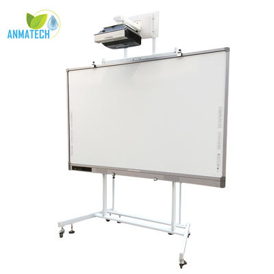 High-End Whiteboard Bracket (Double Telescopic Rod Adjustment) VY-DS